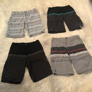 Bundle of boys shorts